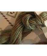 Hayride (CCT-???) 6 strand hand-dyed cotton floss Classic Colorworks - $2.15