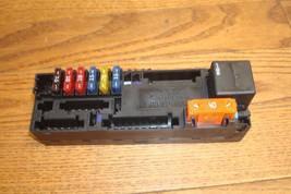 MERCEDES BENZ W208 CLK320 CLK430 W210 E320 OEM Fuse Box Relay A 000 540 ... - $29.99