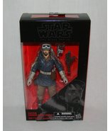 "Star Wars Rogue One Black Series 6"" Captain Cassian Andor Action Figure - $19.95"