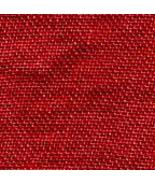 FABRIC CUT 30ct azttec red linen 8x8 for Christ... - $6.00
