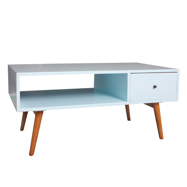 Bowie Mid Century Aqua Coffee Table Mid Century Modern Retro Aqua Tv Stand Tables
