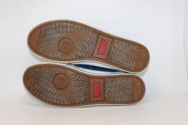 Men's 219544 Sneakers Size 10 Canvas Levi's Shoe Classic Blue 6q1Uwyvpg