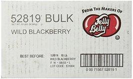 Jelly Belly Wild Blackberry Jelly Beans, 10-Pound Box - $85.95
