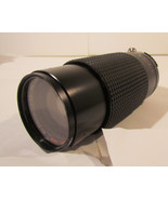 Albinar ADG 80-200mm 1:3.9 MC Macro Zoom Lens with Case  - $17.29