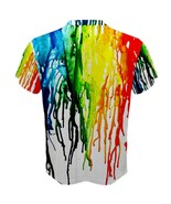 Trippy colorfull dripping Psychedelic Hippie Fu... - $23.50 - $31.99