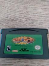 Nintendo Game Boy Advance GBA Whack-A-Mole image 2