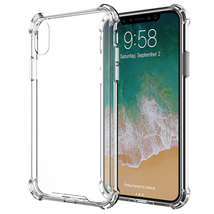 iPhone XS and X Clear Case Case ShockProof Case - $7.56