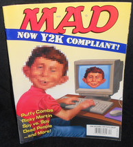 MAD MAGAZINE -  ISSUE #388  DECEMBER  1999 - 48 PAGES - $4.03