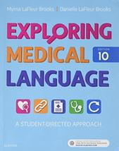 Exploring Medical Language: A Student-Directed Approach/Medical Terminol... - $56.00