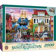 2000 Piece Jigsaw Puzzle for Adult, Family, Or Kids - Early Morning Departure by - $18.99