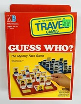1989 Guess Who Travel – Milton Bradley - Mint Condition RARE - $26.13