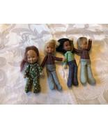 VINTAGE Mattel 1975 Honey bunch Hill Gang Doll Set - $24.74