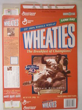 Empty Wheaties Box 1997 12oz Jackie Robinson Collectors Edition [Z202g3] - $4.78