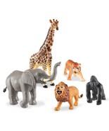Learning Resources Jumbo Jungle Animals - LER0693  - $46.08