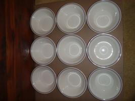 Set of 9 Corelle Abundance Cereal Bowls  - $46.74