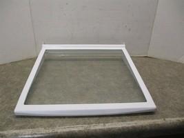 KITCHENAID REFRIGERATOR SLIDING GLASS SHELF PART# W10160315 - $45.00