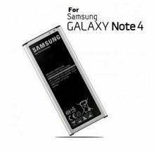 Original OEM Samsung 3220mAh Battery For Samsung Galaxy Note 4 SM-N910 E... - $11.67