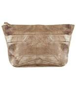 Avon Metallic Finish Cosmetic Bag - $16.83