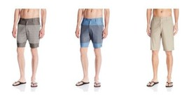 O'Neill Men's Townes Hybrid Shorts Walk Casual Boardshort Lightweight Relaxed
