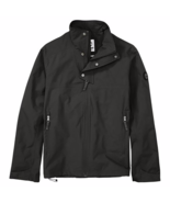 Timberland Men's MT. Crescent Waterproof Black Rain Jacket Style A1RZ5 - $69.99