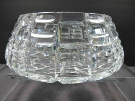 Signed Waterford Hand cut bowl in Ireland - $45.82
