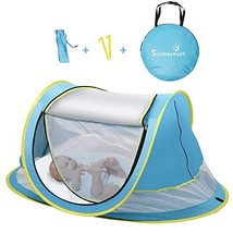 SUNBA YOUTH Baby Tent, Portable Baby Travel Bed, UPF 50+ Sun Shelters (B... - $56.47