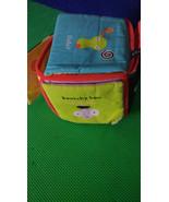 Kushies Zolo Infant cube cloth activity Toys - $8.91