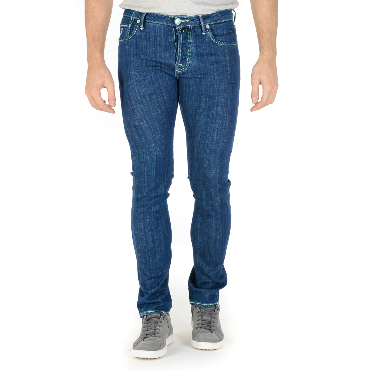 Primary image for Jacob Cohen Mens Jeans J688 Blue
