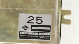 Nissan 300ZX Engine Control Unit ECU Module A18-651 M21 image 2