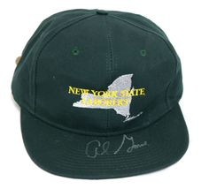 Al Gore Signed Autographed New York State Laborers Hat - $29.99