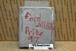 1997 Ford Probe 2.0L Engine Control Unit ECU FSF718881C Module 018-4B6 - $93.14