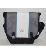 Nintendo Wii Console Travel Storage Shoulder Messenger Bag Carrying Case... - $23.38