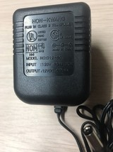 Hon Kwang D12-50 AC Power Supply Adapter Charger 12V 500mA                 G1