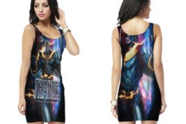 Thanos and Infinity Gauntlet Bodycon Dress - $23.99+