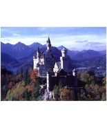 [The Castle of Neuschwanstein, Germany]​ Puzzle 1000 pcs Jigsaw TOMAX Art - $23.36