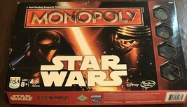 Star Wars Monopoly - $14.03