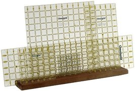 Craft Quilting Omnigrid Wooden Ruler Rack h88 l... - $20.93