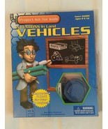 Project Kit For Kids Inventions In Land Vehicles - $15.75