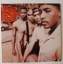 """Funky Poets ~ Born In The Ghetto ~ 12"""" Vinyl (M) ~ 1993 Epic Records BAS... - $7.25"""
