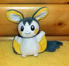 "Pokemon 8"" Plush EMOLGA EMONGA Looking for Collector Home - $8.59"