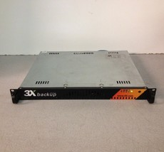 3X Corporation 3X4500-R Network Remote Backup Appliance - $1,500.00