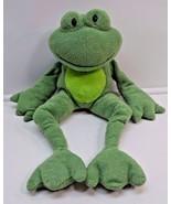 Circo Green Frog Plush Floppy Beanbag Target 18... - $49.49