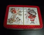 Cards norman rockwell playing cards 2 sealed decks in christmas tin 1997 01 thumb155 crop