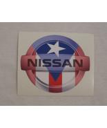 Nissan Sticker, Nissan Vinyl Sticker, Sticker, Nissan - $6.50