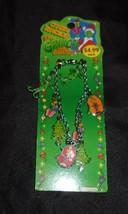 Vintage 2000 New Dr. Seuss How The Grinch Stole Christmas Charm Bracelet  - $19.78