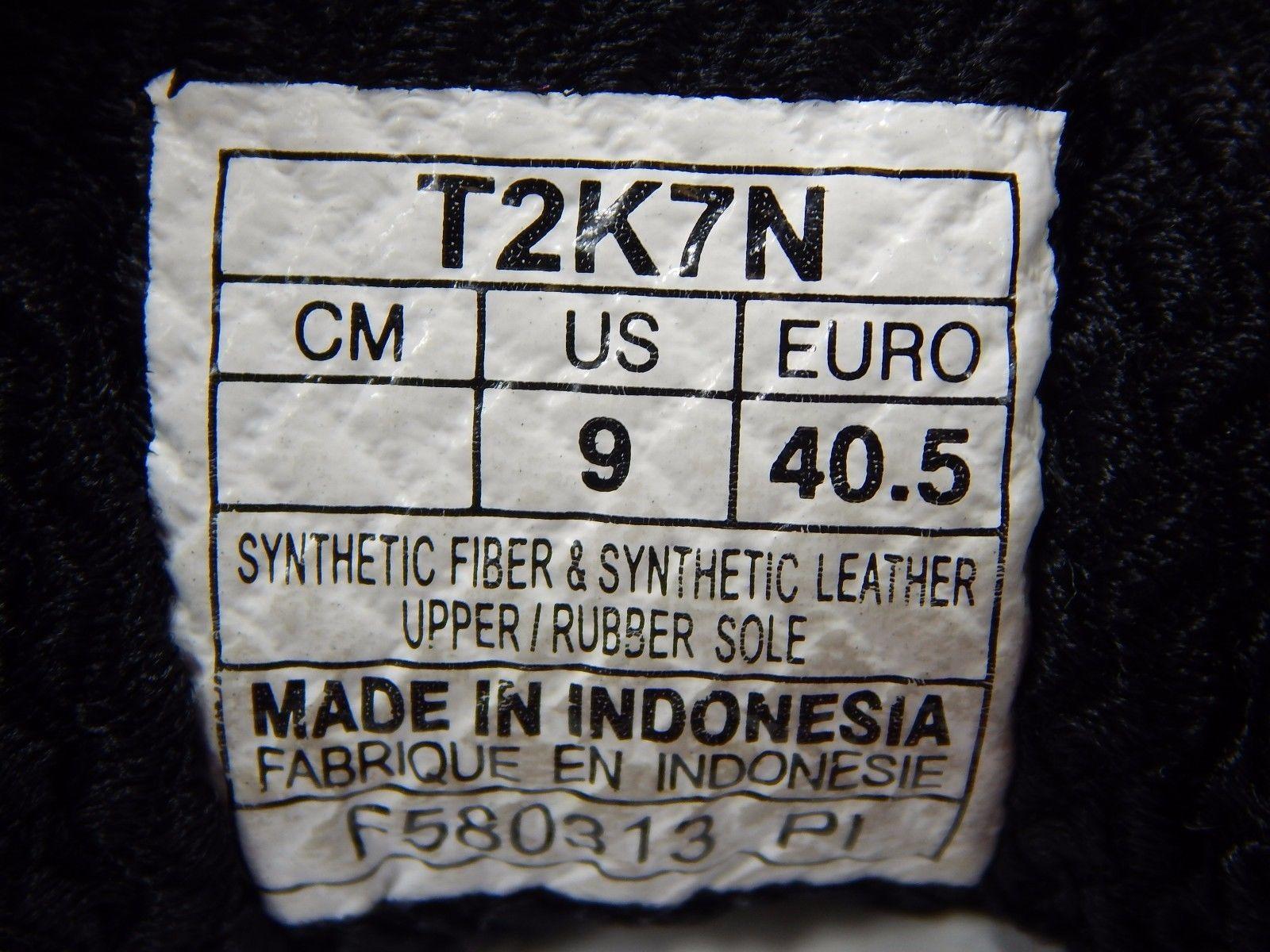 Asics GT 2000 Women's Running Shoes Size US 9 M (B) EU 40.5 Black Pink T2K7N