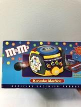 M&M's Karaoke Machine  New in Box - $84.15