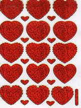 A006 Heart Love Kids Kindergarten Sticker Decal Size 13x10 cm / 5x4 inch... - $2.49