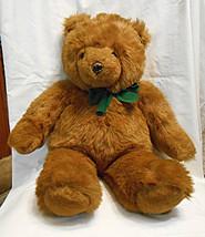 "VINTAGE 1987 GUND 22"" PLUSH BROWN TEDDY BEAR  JC Penny exclusive - $14.99"