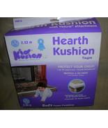 Kid Kushion Taupe Hearth Kushion With Velcro 8.3 Feet #6010 UPC:73190006... - $9.90